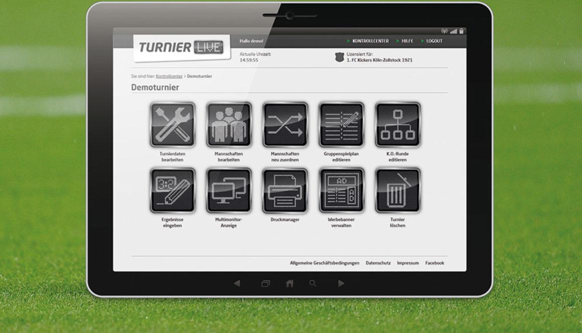 TURNIERlive: Revolution der Turnierverwaltung