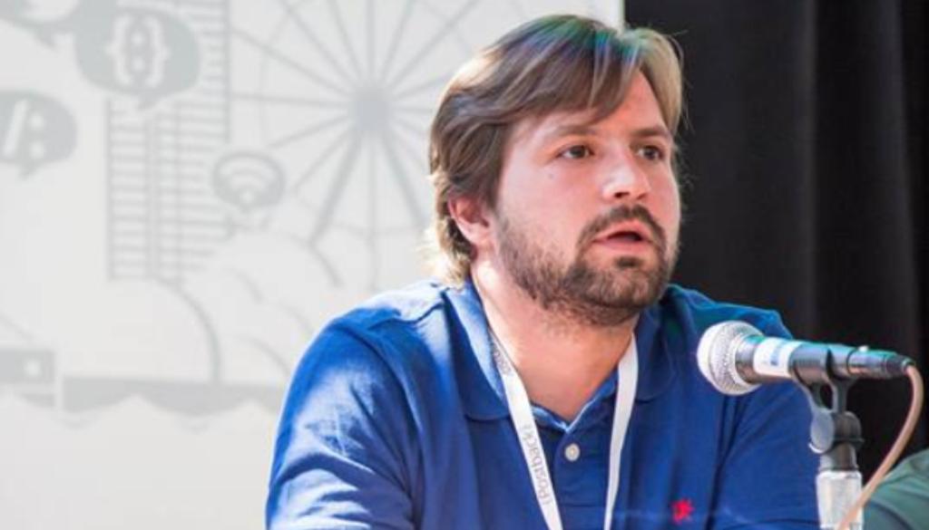 Florian Lehwald, Gründer von Kiss My Ads