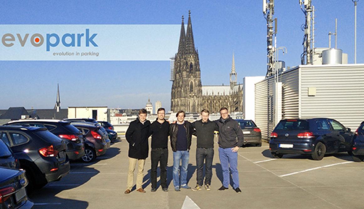 Das evopark-Team