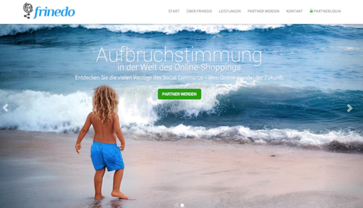 Frinedo Homepage
