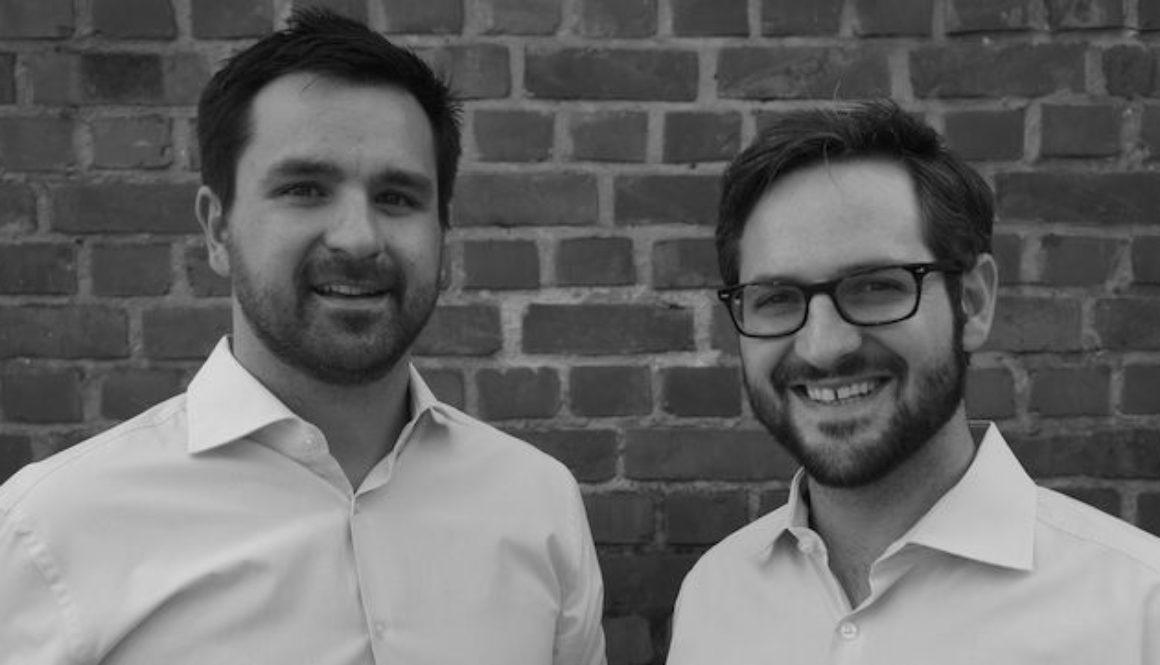 Die GULOKA-Gründer Steffen Strese und Gregor Wiest