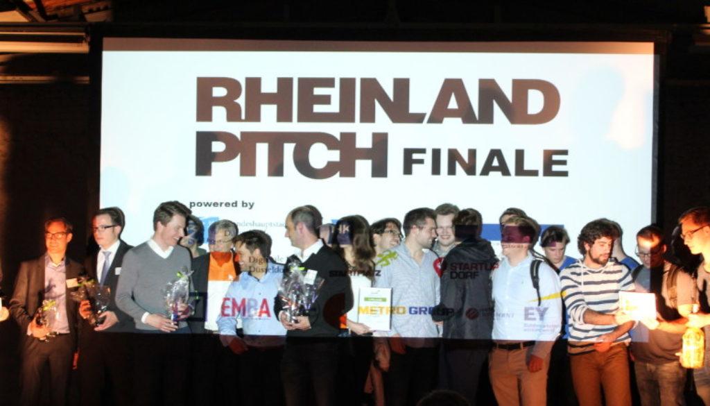 Rheinland-Pitch Finale STARTPLATZ
