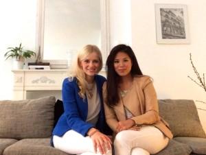Caroline Selker & Jennifer Bich-Chi Le