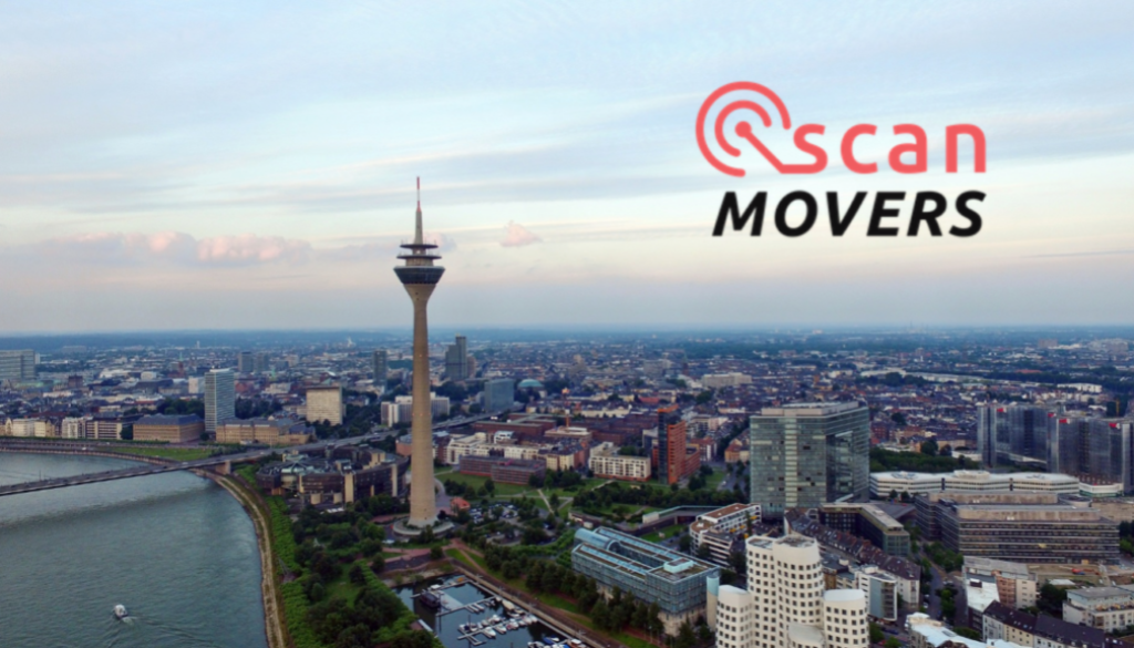 ScanMovers startet in NRW