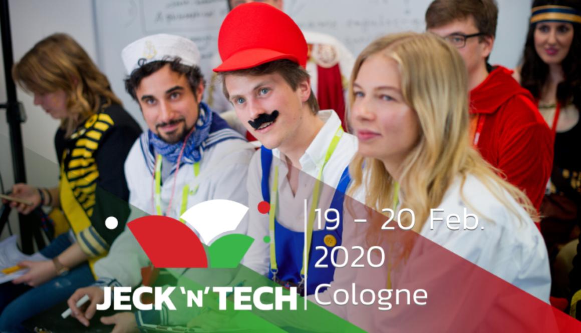 Jeck'n'Tech 2020 - die digital Konferenz zum Kölner Karneval